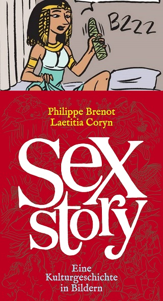 Sex Story de Philippe Brenot
