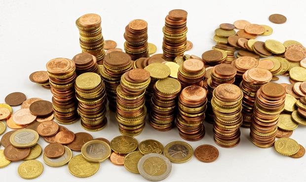 ¿Cuál es el número máximo de monedas con el que podemos hacer un pago?