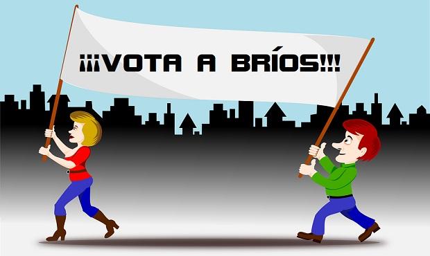 ¿Cuál es el origen de la expresión '¡Voto a Bríos!'?