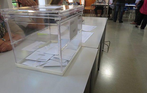 ¿Los presos pueden votar en unas elecciones?