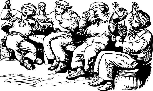 ¿De dónde proviene llamar 'tajada' a una borrachera?