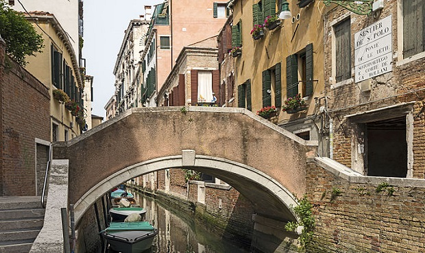 El curioso modo que tenían las cortesanas venecianas para atraer a sus clientes