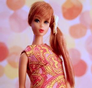 Barbie Tiziano- Rojo Tiziano