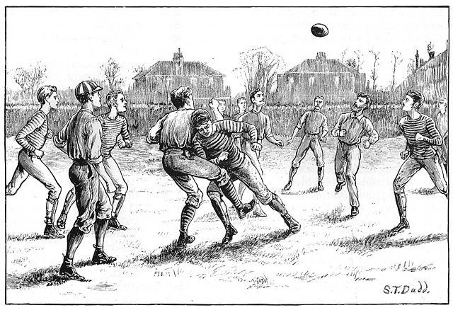 ¿Cuál fue el primer reglamento del fútbol?