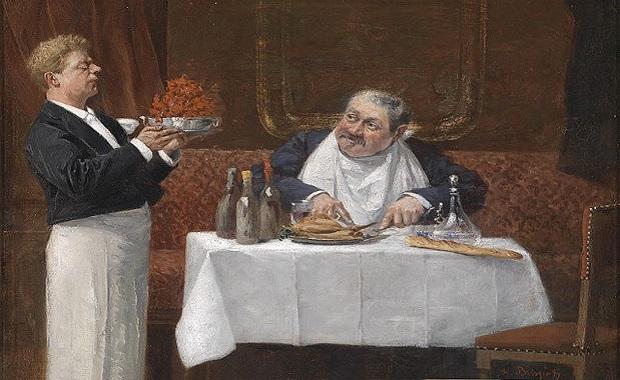 ¿De dónde surge llamar 'tragaldabas' a alguien que come vorazmente?