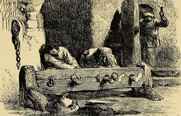 El curioso e histórico origen de la expresión 'poner en un brete'