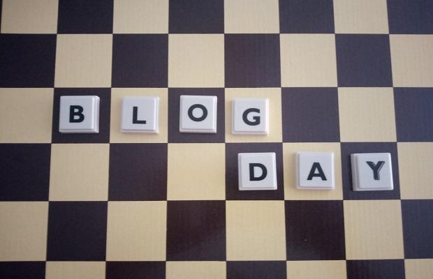 ¿Y sí recuperamos la olvidada costumbre de celebrar el 'Blog Day' cada 31 de agosto? #BlogDay