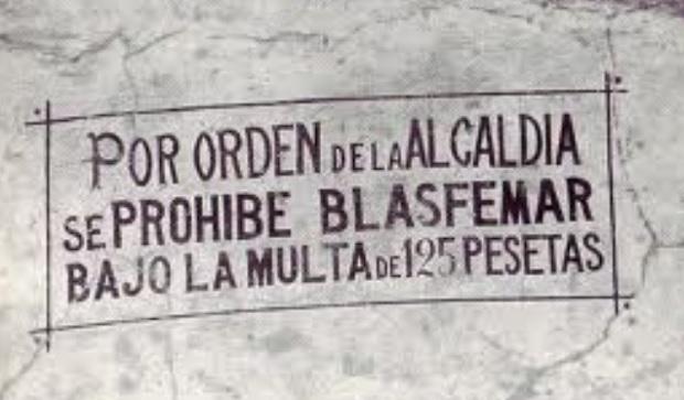 ¿Sabías que el 30 de septiembre es el 'Día Internacional del Derecho a la Blasfemia'?