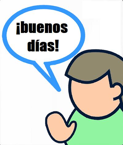 ¿Por qué en español utilizamos el plural para dar los 'buenos días' y no el singular 'buen día'?