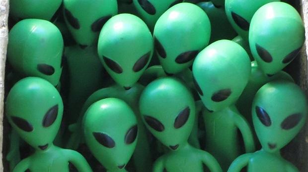 ¿Sabías que originalmente el término 'alienígena' no se utilizaba para referirse a un extraterrestre?
