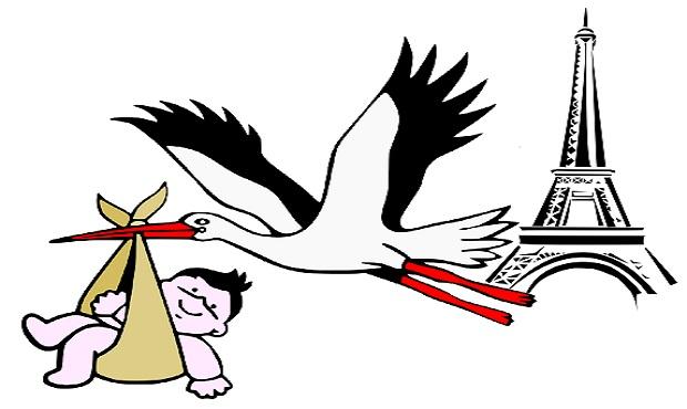 ¿De dónde surge el mito de que los bebés los trae una cigüeña desde París?