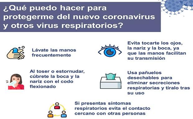 Decálogo para #FrenarLaCurva y detener la epidemia de coronavirus