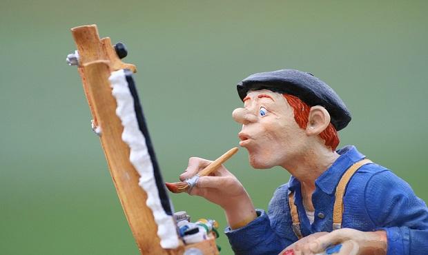 ¿De dónde surge la expresión 'Eres como el pintor Orbaneja'?