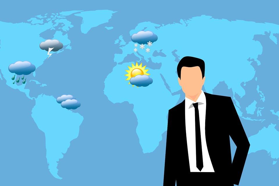 ¿Por qué al espacio de información meteorológica se le conoce como 'el tiempo'?