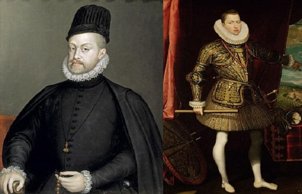 Cuando en la Corte española se puso de moda usar la 'lechuguilla'