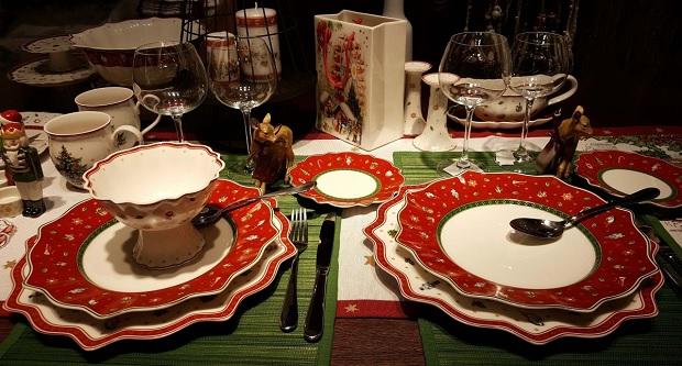 'Consoada', la tradición portuguesa de poner en Nochebuena un cubierto de más en la mesa