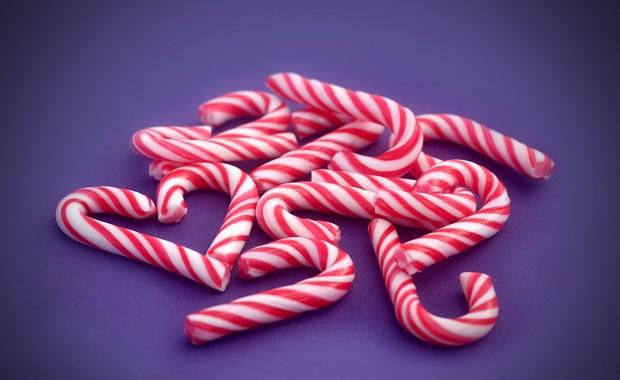 El bastón de caramelo, el dulce navideño que no suele faltar en ningún hogar con niños