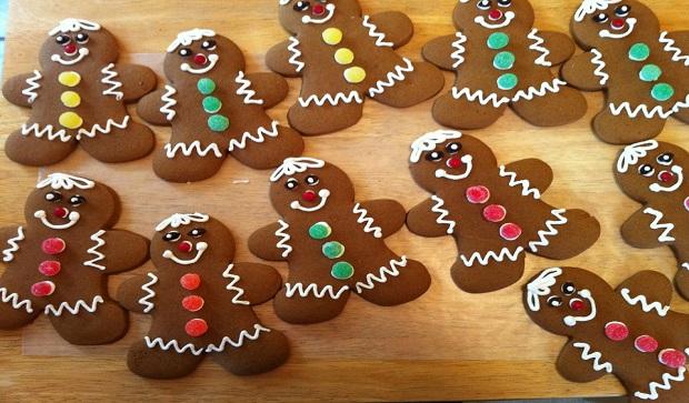 El curioso origen de las galletas navideñas de jengibre