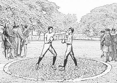 ¿De dónde surge llamar 'ring' al espacio donde se desarrolla un combate de boxeo?
