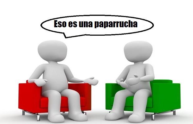 'Paparrucha' el término utilizado antiguamente para referirse a un bulo o fake news
