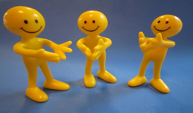 ¿De dónde surge el término 'eudemonía' para referirse a alguien que siempre está de buen humor?