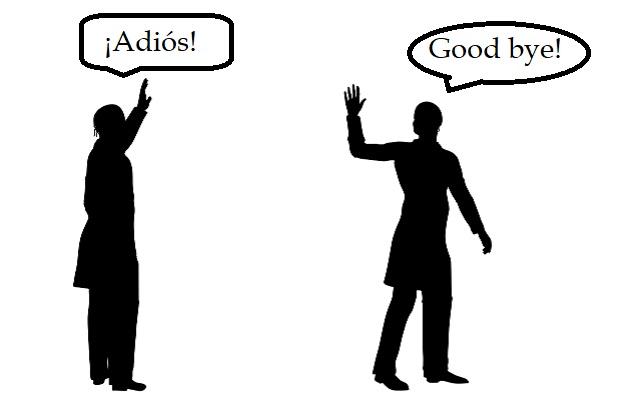 El origen de las despedidas 'adiós' y 'good bye'
