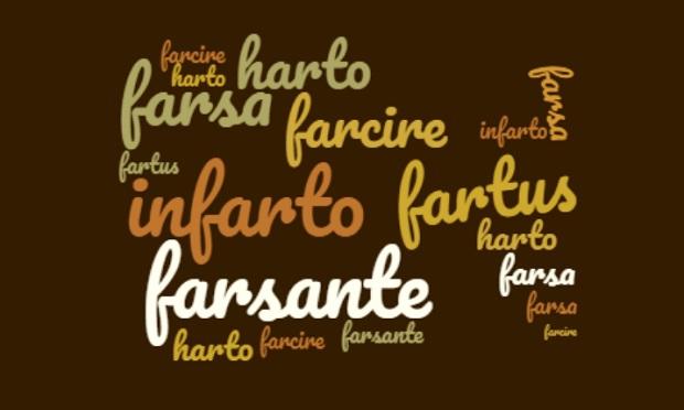 Infarto, farsante y harto, tres términos distintos con un mismo origen etimológico