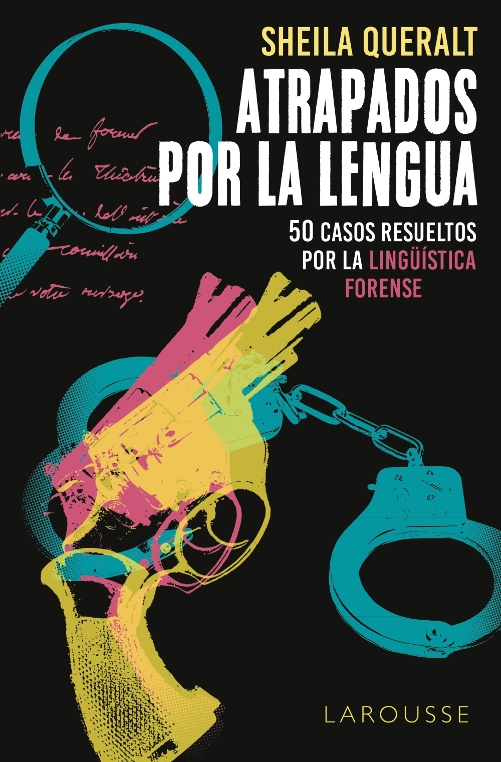 Libro recomendado: 'Atrapados por la lengua' de Sheila Queralt