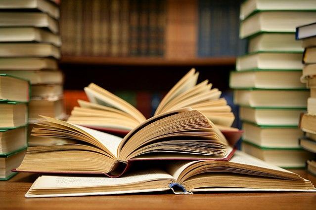 Media docena de términos relacionados con los libros