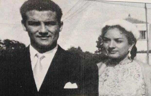 La curiosa historia del romance entre Lola Flores y el futbolista Gerardo Coque