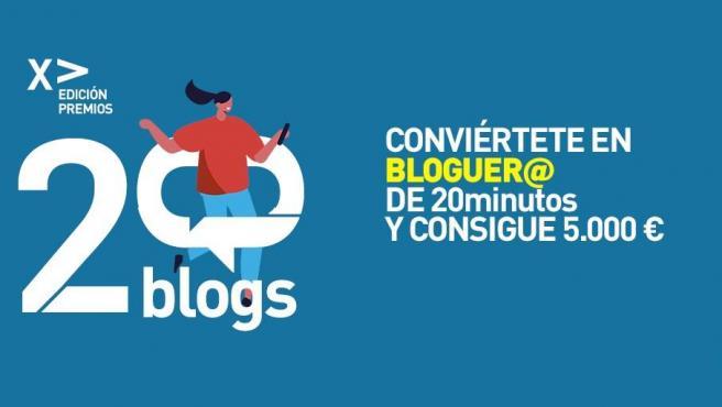 XV edición de los Premios 20Blogs