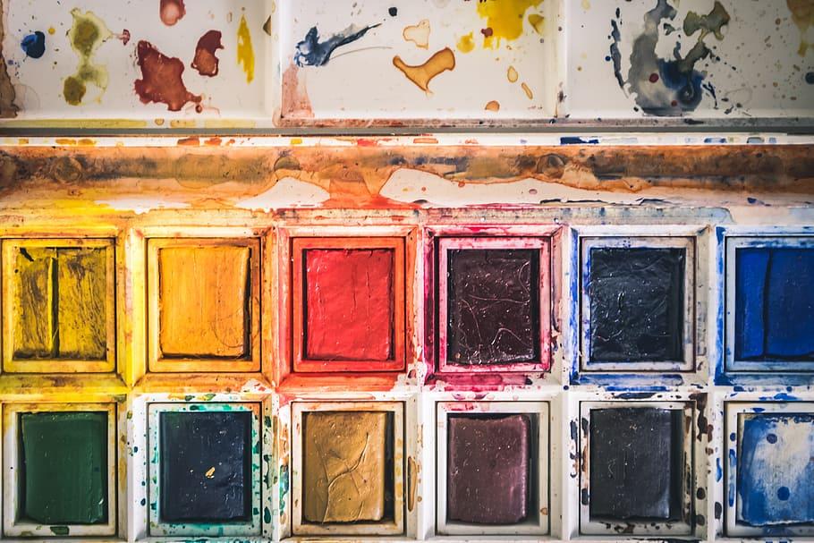 Media docena de curiosos términos que hacen referencia a tonalidades de colores (II)