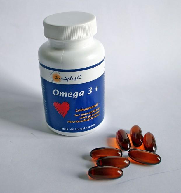 Suspenso estrepitoso para los suplementos de omega-3