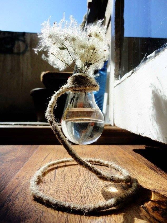 10 ideas diy para decorar tu casa reciclando bombillas antiguas ...