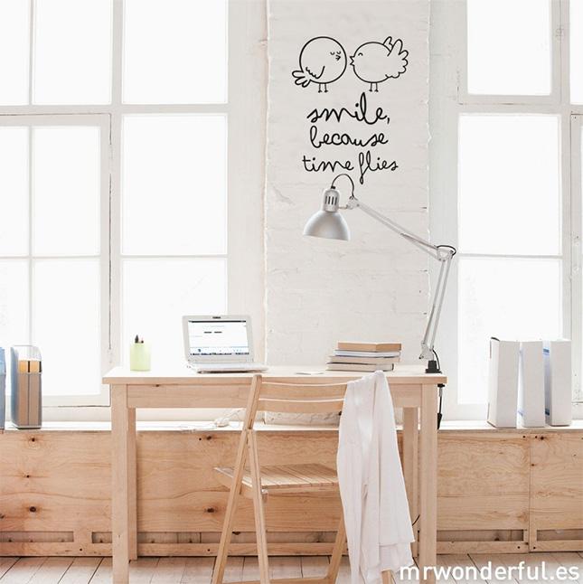 Los especialistas en reparación de todo tipo de averías de tu hogar de Reparalia también te traen inspiración para decorar tu casa de forma original, divertida, creativa y económica. Hoy, pegatinas y vinilos para la decoración de puertas y paredes.