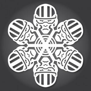 La fuerza es grande en tu hogar. Y si no, está Reparalia para remediarlo. Como hoy, con este proyecto DIY low cost muy original, para crear tus propias bolas de Navidad para decorar el árbol estas fiestas. Únete, no ejerzas resistencia, es inútil.