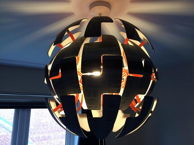 la tu Estrella Muerte convertir de IKEA la lámpara Cómo en mwN8n0vO