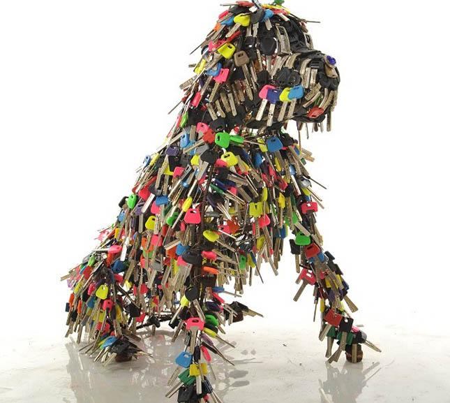 Ideas para decorar alucina con las manualidades for Decoracion del hogar reciclaje