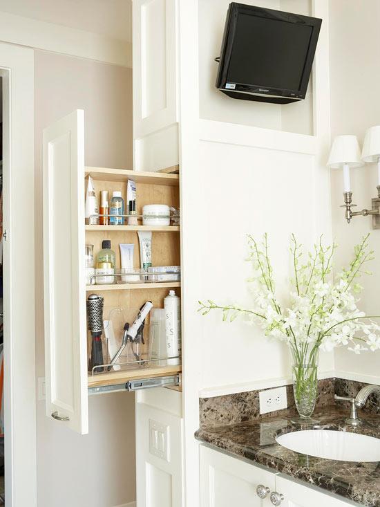 Estantes Para Baños Baratas:Great Bathroom Storage Idea