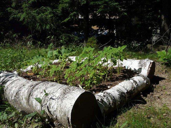 Ramas un hogar con mucho oficio for Jardines reciclados