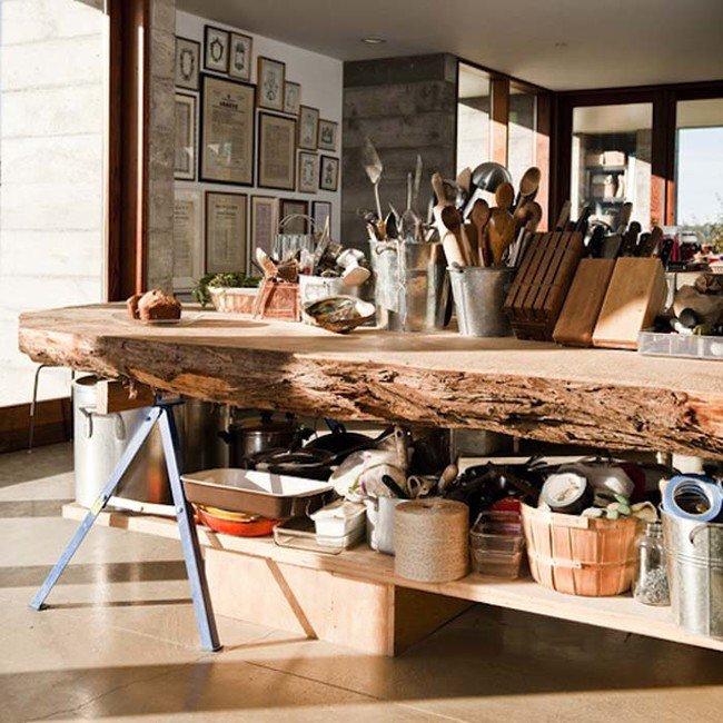 Madera un hogar con mucho oficio - Ideas para el hogar ...