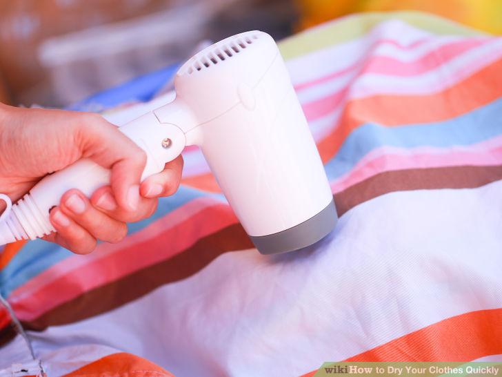 5 trucos para secar las uñas más rápido Secador de pelo