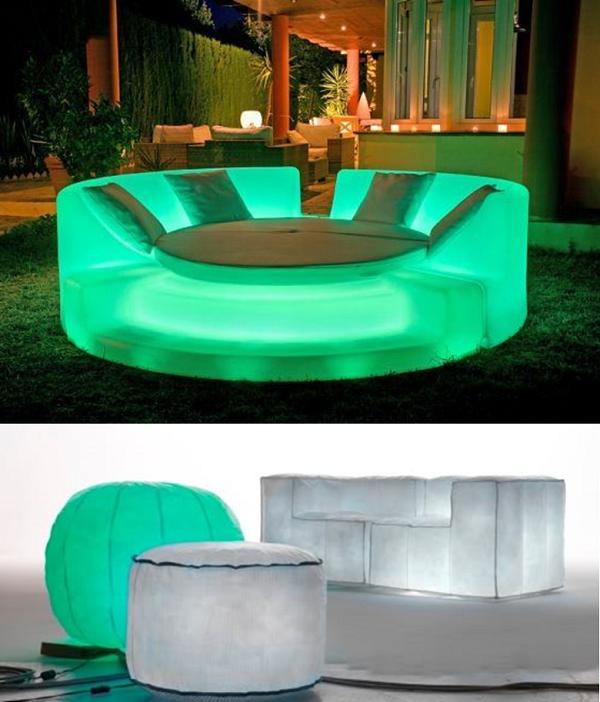 muebles led peque