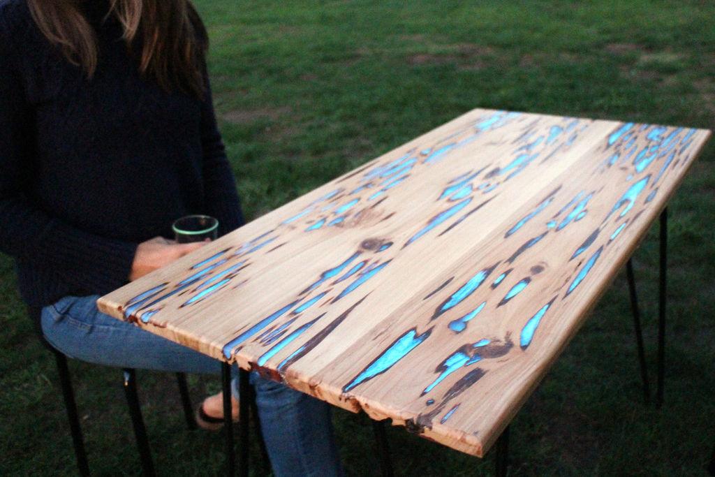 7 trucos para cuidar tus muebles de madera quitar manchas for Que son las vetas de la madera
