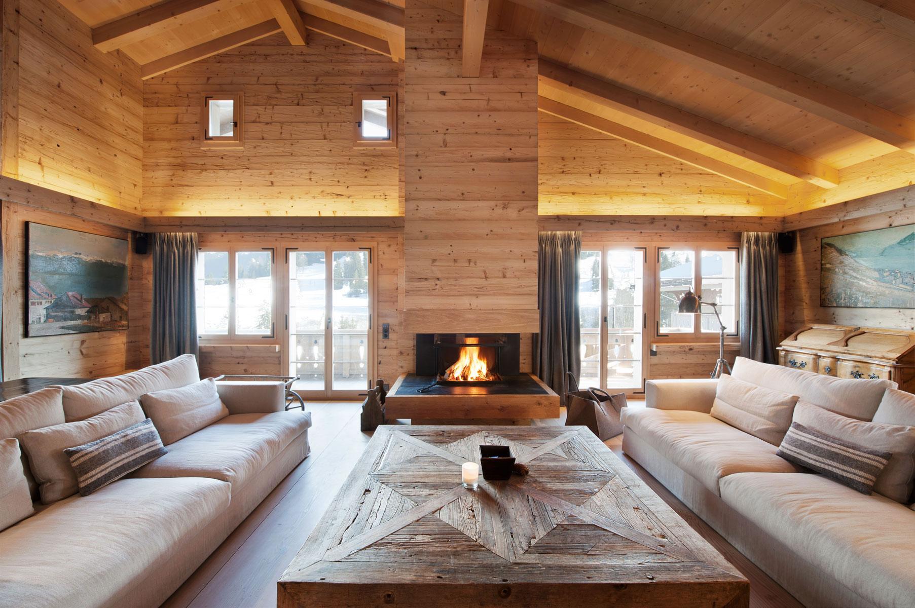 Ideas y consejos para decorar tu casa en la playa con - Casas de madera decoracion ...