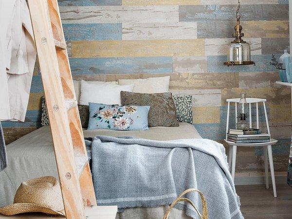 Ideas y consejos para decorar tu casa de pueblo o de - Cuadros para dormitorios rusticos ...