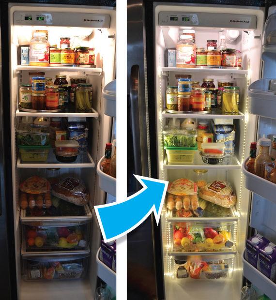 Los Los electricistas de Reparalia te traen un proyecto para iluminar tu frigorífico con tiras de luces ledde Reparalia te traen un proyecto para iluminar tu frigorífico con tiras de luces led