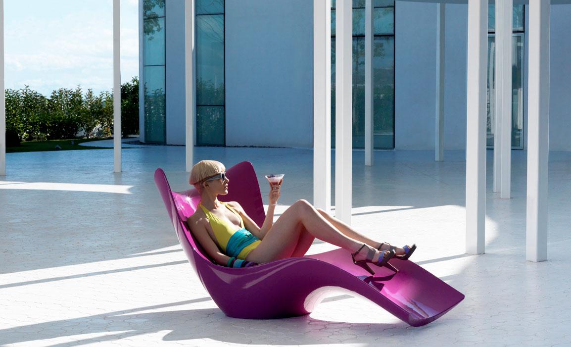 5 tipos de muebles de exterior espectaculares para for Piscinas domesticas