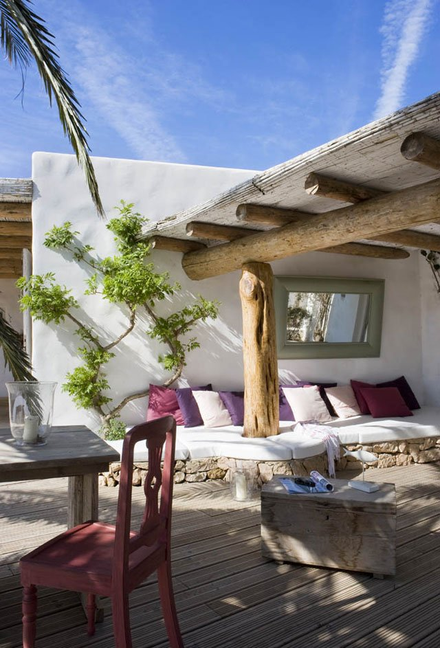 5 tipos de muebles de exterior espectaculares para reestrenar tu ...