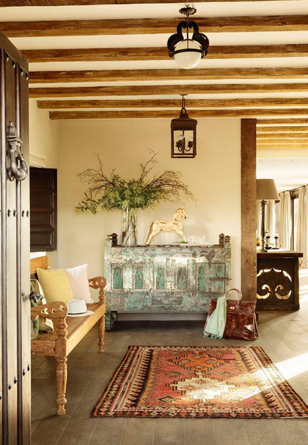 La decoración de estilo africano trae hasta tu hogar las últimas tendencias decorativas basadas en el exotismo y la inspiración que nos sugiere África y sus paisajes